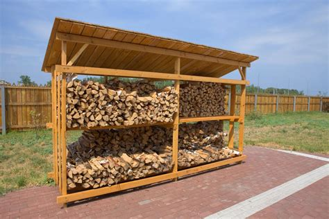 tips  building  firewood storage shed  warm   winters