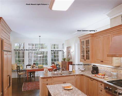 Lighting For Small Kitchen Small Kitchen Lighting Aneilve
