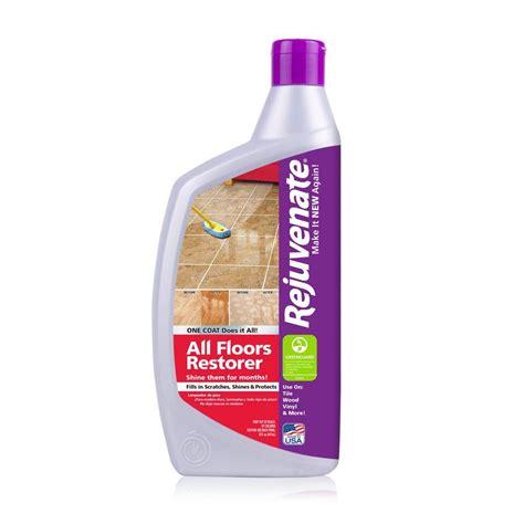 rejuvenate 32 oz all floor restorer and protectant rj32f the home depot