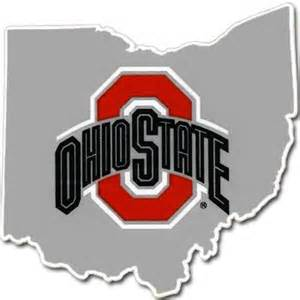 Ohio State Logo Outline by Ohio State Athletic O State Outline Colorshock Decal Everything Buckeyes Osu Fan Shop