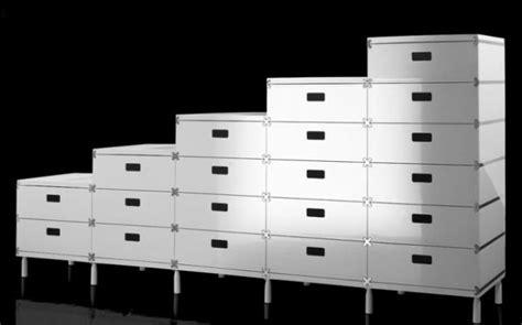 cassettiere componibili magis plus unit sistema cassettiere componibili