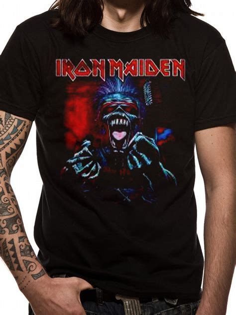 T Shirts Iron Maiden 106 iron maiden real dead one t shirt buy iron maiden real