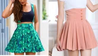 tendencias faldas largas cruzadas 2017 faldas de moda 2016 juveniles youtube