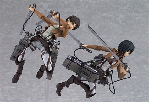Figma Levi Attack On Titan Aot Max Factory Kw figma eren yeager