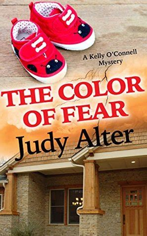 the color of fear the color of fear by judy alter