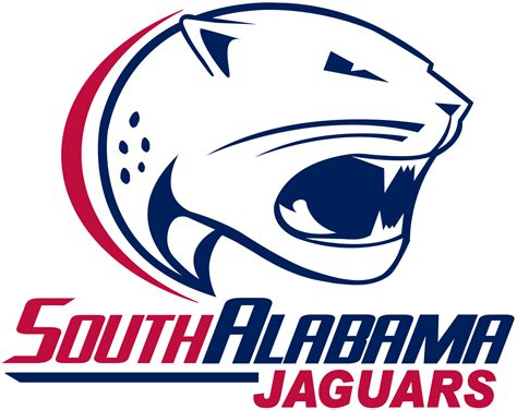 south alabama file south alabama jaguars logo svg