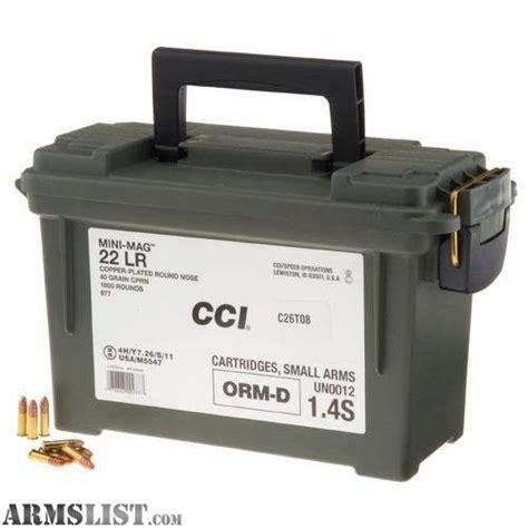 bulk 22 long rifle lr ammo by cci for sale 500 rounds cci blazer ammo 22 long rifle 40 grain