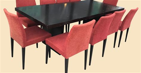 Large Furniture Donations by Uhuru Furniture Collectibles Large Conference Table