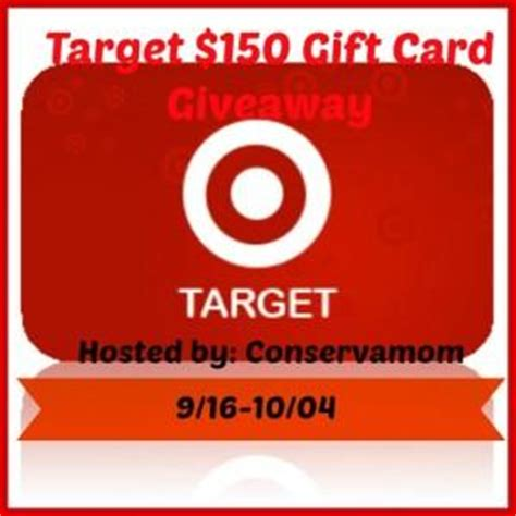 Target 10 Gift Card - contest 150 target gift card 10 04