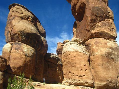 Devils Kitchen Trail by Devils Kitchen Trail In Colorado National Monument Grand