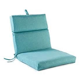 Patio Furniture Cushions Teal Teal Heirloom Outdoor Chair Cushion Big Lots