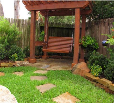 swing arbor pergola swing set plans images