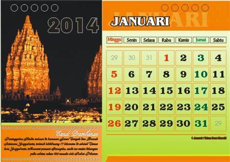 Tutorial Desain Kalender Meja | desain smasa membuat kalender meja