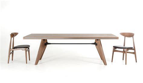 modern table ls page 9 modrest kennedy modern walnut dining table