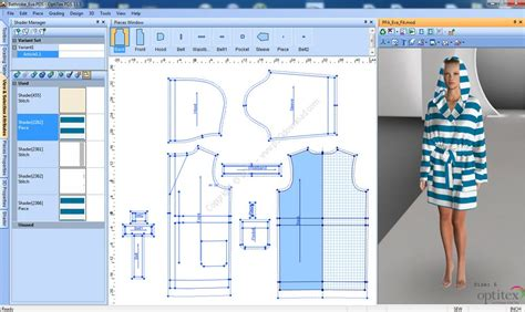 template maker software دانلود optitex v11 0 663 نرم افزار شبيه سازی و طراحی
