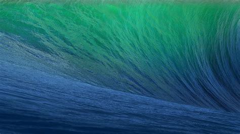 wallpaper osx   wallpaper  wave blue big