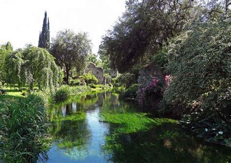 ninfa giardini giardino di ninfa romeing