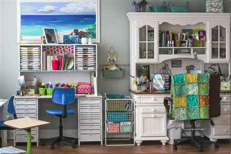 the most amazing scrapbooking room you did see