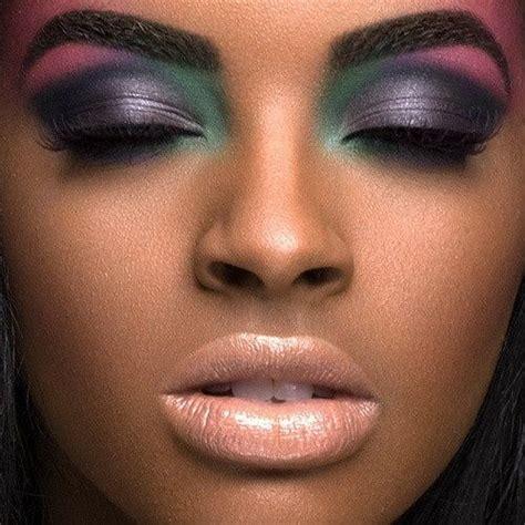 beautiful dark colors makeup for black women makeup for black women dark skin