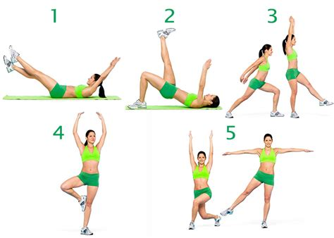 on your way to abs 5 exercises that guarantee flat abs hire up