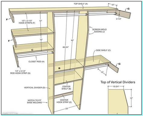 How Is A Standard Closet by 17 Best Ideas About Walk In Closet Dimensions On