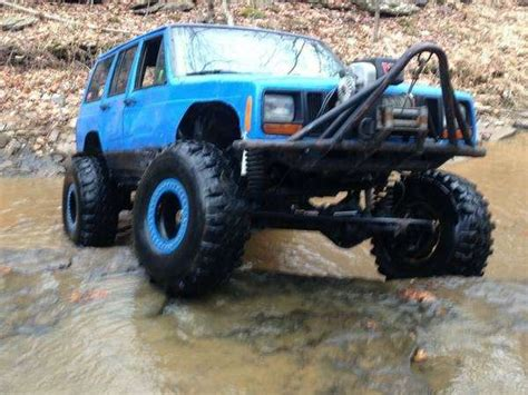 Rock Crawling Jeep 94 Jeep Rock Crawler