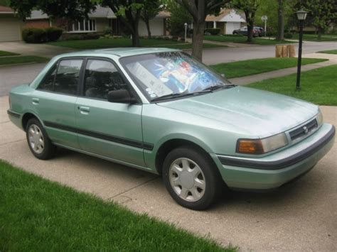 where to buy car manuals 1993 mazda protege security system 1993 lx 1 8 dohc w 5spd manual transmission no rust from phoenix az