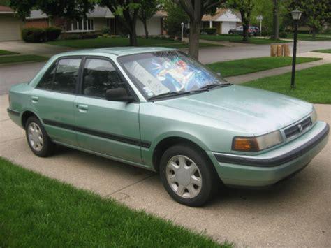 old car manuals online 1998 mazda protege parental controls 1993 lx 1 8 dohc w 5spd manual transmission no rust from phoenix az
