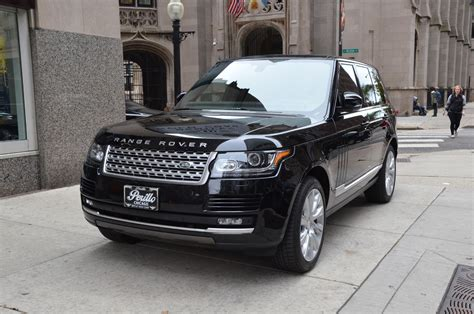 Lamborghini Range Rover 2014 Land Rover Range Rover Supercharged Used Bentley