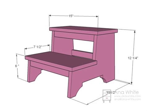 Step Stool Design by 1000 Ideas About Stool On Wood Chair