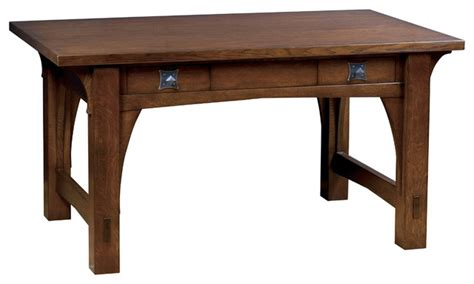 stickley westcott library table 89 409