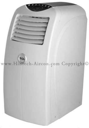 Ac Portable Tcl tcl portable airconditioner tac 18cpa d 18000btu