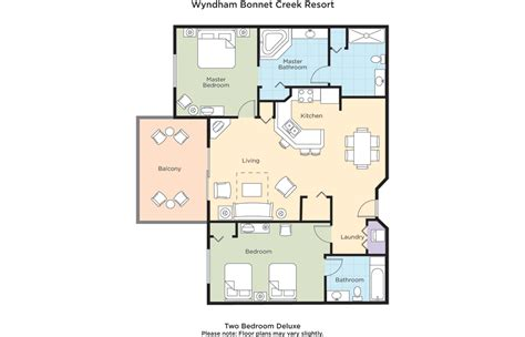 bonnet creek floor plans club wyndham wyndham bonnet creek resort