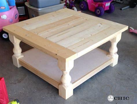 diy square coffee table diy coffee table plans