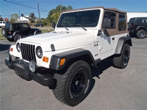 car jeep white dream car white jeep wrangler with tan soft top someone