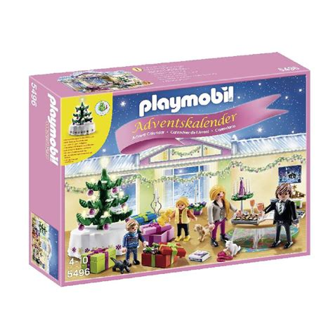 Christmas Decorations Presents That Light Up by Playmobil Christmas Room Advent Calendar 5496 163 20 00