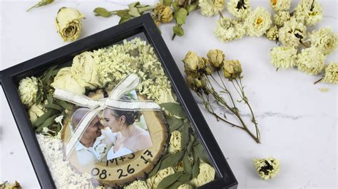 wedding diy how to preserve your wedding bouquet in a