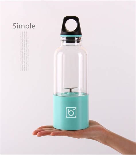 Blender Usb mini portable bingo juicer cup sports bottle mixer usb handy automatic vegetable fruit juicer