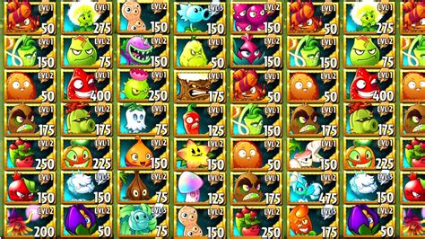 doodle free vs premium plants vs zombies 2 overview every premium plant power up