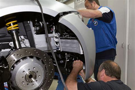 Wo Wird Der Bmw 1er F20 Gebaut by Foto Teils In Handarbeit In Der Bmw M Manufaktur In