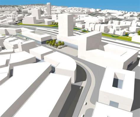 moderne häuser ulm infothread city bahnhof bahnhofsumfeld projekte