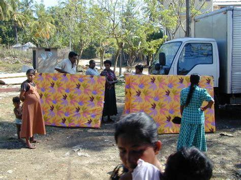matratzen kamen sri lanka tsunami hilfe 3