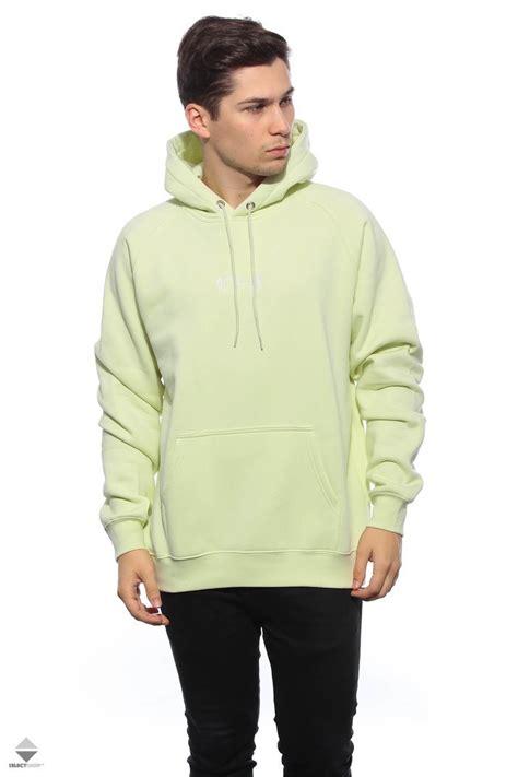 Default Hoodie polar default hoodie lime