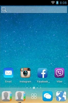 miui theme vintage miui os android theme for solo launcher androidlooks com