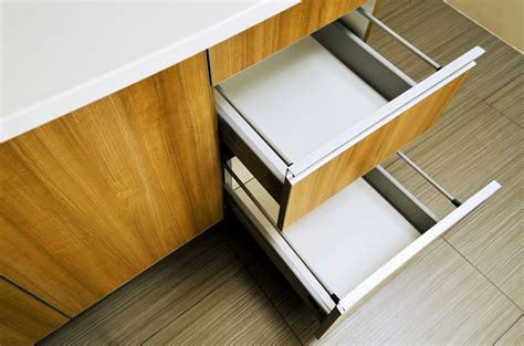 should you choose drawers or rollout shelves for your