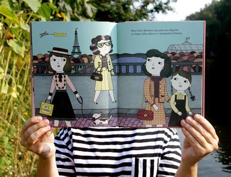 coco chanel biography book download books comics ana albero illustration