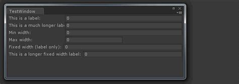 gui layout position unity fixed width labels for fields in unity3d editor gui