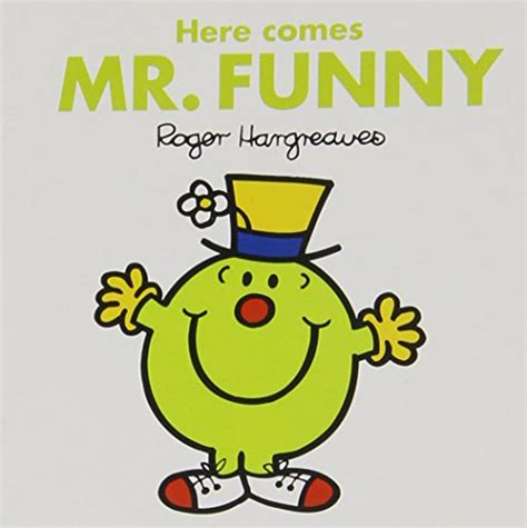 libro mr men pocket library di roger hargreaves
