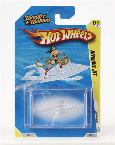 Wheels 2017 Collector Edition Dc Invisible Jet wheels presents s invisible jet a sdcc 2010 exclusive youbentmywookie
