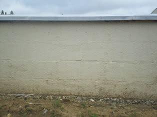 Comment Crepir Un Mur 5212 by Crepi Sur Cloture Parpaing
